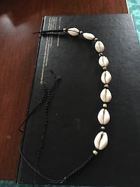 Shell necklace (choker) Parker, 80134