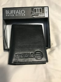 MEN'S BUFFALO WALLET