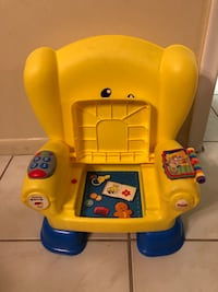 Used Vtech Sit To Stand Alphabet Train For Sale In