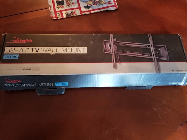 "Brand New in Box Rocketfish Tilting 32-70"" TV Wall Mount"