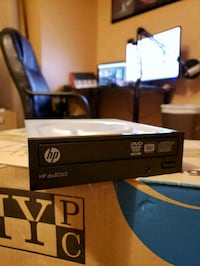 HP DVD1265 DVD Reader/Writer Optical Drive Stafford, 22554