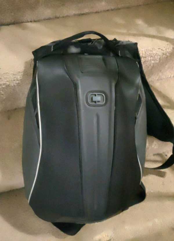 Moter cycle backpack
