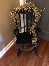 Decorative Rocking Chair