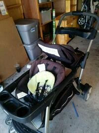 Graco double stroller Council Bluffs, 51501