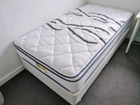 Single bed WITH mattress base - EXCELLENT CONDITIO Brunswick, 3056