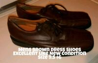 Mens Brown Dress Shoes Like NEW Shelby charter Township, 48317