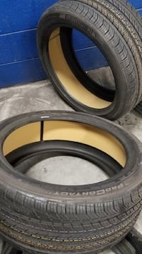 245/40 R19 Continental Insulated Tires Evansville, 47714