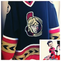NHL Senators jersey XL & Bobble Head Ottawa, K1C 2P8