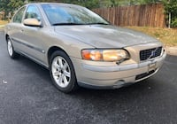 Very low Miles ^^^ 2001 Volvo S60 Silver Spring