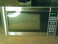 stainless steel and black microwave oven Louisville, 40203