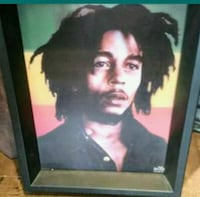 Bob Marley Reflective picture Lancaster, 93536