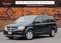 2013 DODGE GRAND CARAVAN   ONE OWNER   NO ACCIDENTS   LOW KMS   STOW 'N GO Toronto
