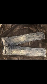 PACSUN ripped jeans  East Honolulu, 96821