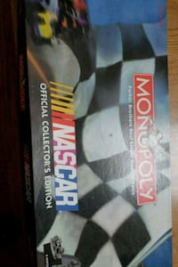 Nascar Monoply Game all parts there Roanoke, 24012