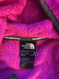 Official north face size 10/12- gently used  Horsham, 19044