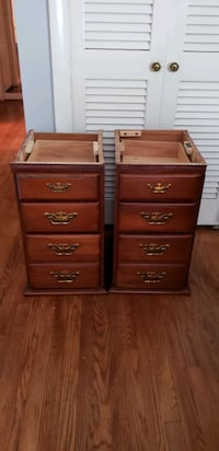 Desk drawers, solid cherry Bowie, 20720