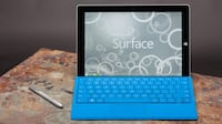 Surface 3 Laptop with OEM Backlight keyboard cover Centreville