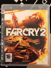 PlayStation 3 FarCry 2 Lysaker
