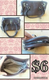 Medium Brown Soft Leather  Purse Yuma, 85367