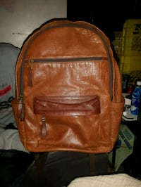 Fossil leather backpack 3749 km