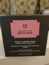 British Rose- Fresh Plumping Mask Majorstuen, 0366