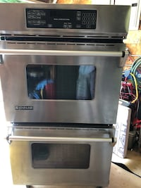 JENN-AIR Electric DOUBLE CONVECTION OVEN