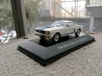1/43 Ford Mustang Shelby GT350 Istanbul