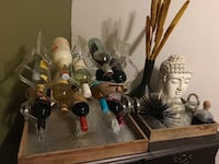 Decorative Trays and Lucite Wine bottle rack Temple Hills, 20748