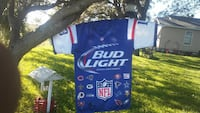 Bud light giant n f l jersey Taylor, 76574