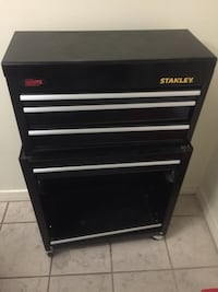 black and gray Craftsman tool cabinet Tucson, 85712
