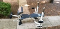 Bench Press machine Manassas
