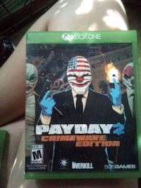 Payday 2 for xbox one