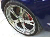 """20"""" Autocouture Wheels & Tires Silver Spring"""