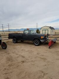 1988 F250 plow truck 460cu ready to plow. Great way to make some $ when it snows Peyton, 80831