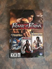 Video game: Prince of Persia Sands of Time Trilogy PC Brossard, J4W 2T5