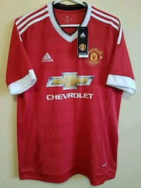 Manchester United Adidas Soccer Jersey Guelph
