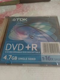 TDK DVD + R 4.75gb cd Genova, 16152
