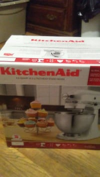 New mixer half price Knoxville, 37920
