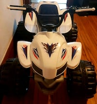 ***QUICK SALE***(BRAND NEW) KIDS ATV 12V OPERATED  Toronto, M4C 2R4