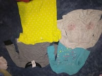 9 month girl clothes (40 items)