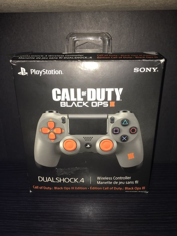 Sold Black Ops 3 Ps4 Controller In London Letgo