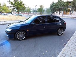 1998 Peugeot 306 1.6 GRIFFE 7801be13-2725-4065-a6c6-251b3e2bf99f