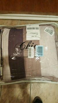 New-Ayelet 8 pieces Queen bed in a bag