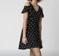 Polka dot dress size xs Victoria, V8T 4N4