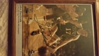 Autographed Photo of Hall of fame Ex NBA Champion  North Richland Hills, 76180