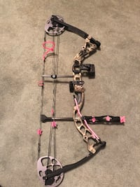 Prism compound bow-brand new Galway, 12074