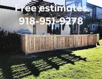 Fence and gate repair Tulsa, 74145