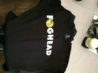Official FOGHEAD t-shirt Vallejo