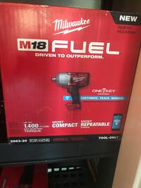 M18 FUEL ONE-KEY 18-Volt Lithium-Ion Brushless Cordless 1/2 in. Impact Wrench w/Friction Ring (Tool-Only) Los Angeles, 91405