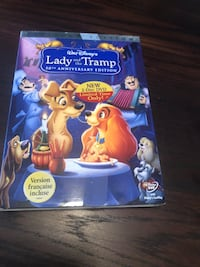 Disney's Lady & the tramp Calgary, T3J 0B3
